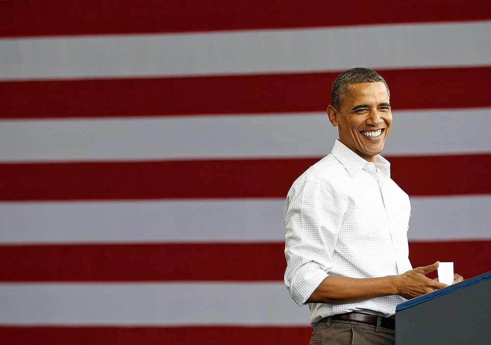 Obama in Milwaukee
