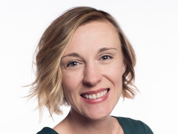Catharine Richert, Journalist