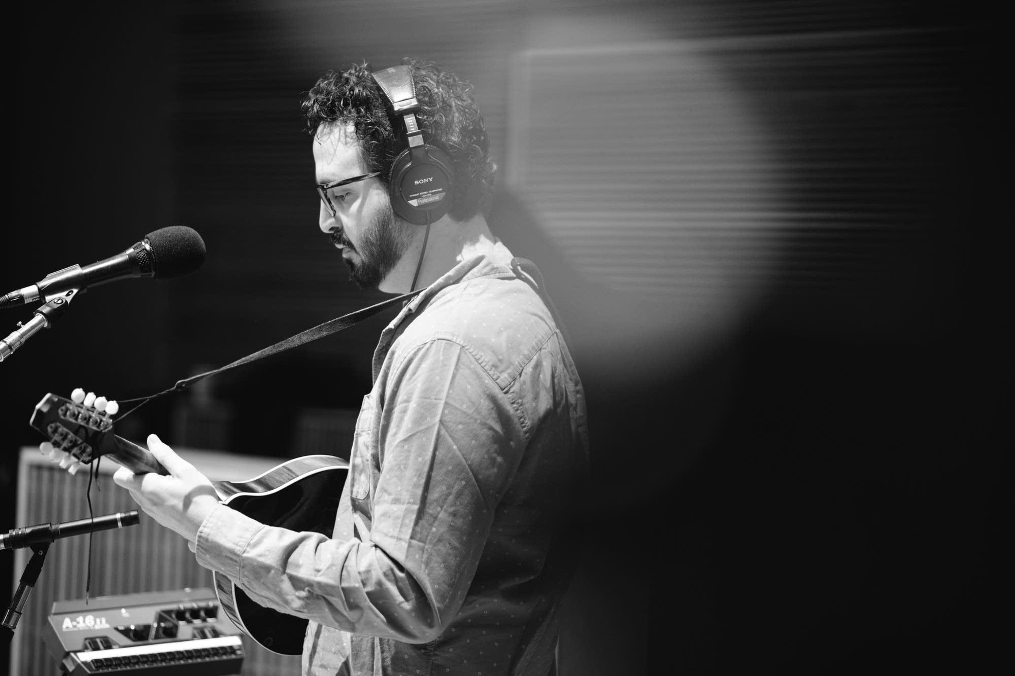 The Dustbowl Revival perform at Radio Heartland