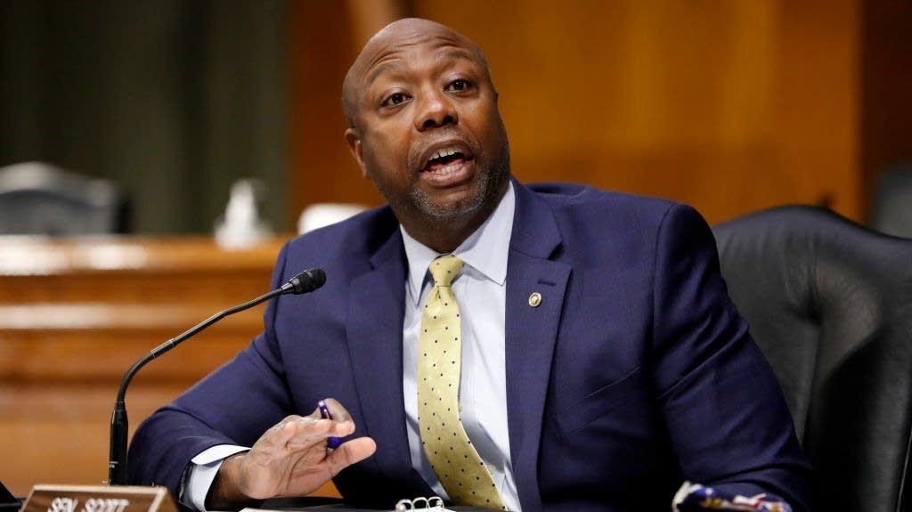 Tim Scott, only Black GOP senator, set to respond to Biden ...