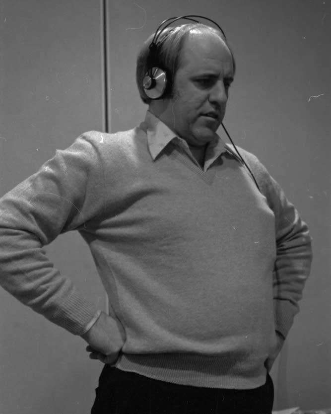 Classical MPR host Bill Parker.