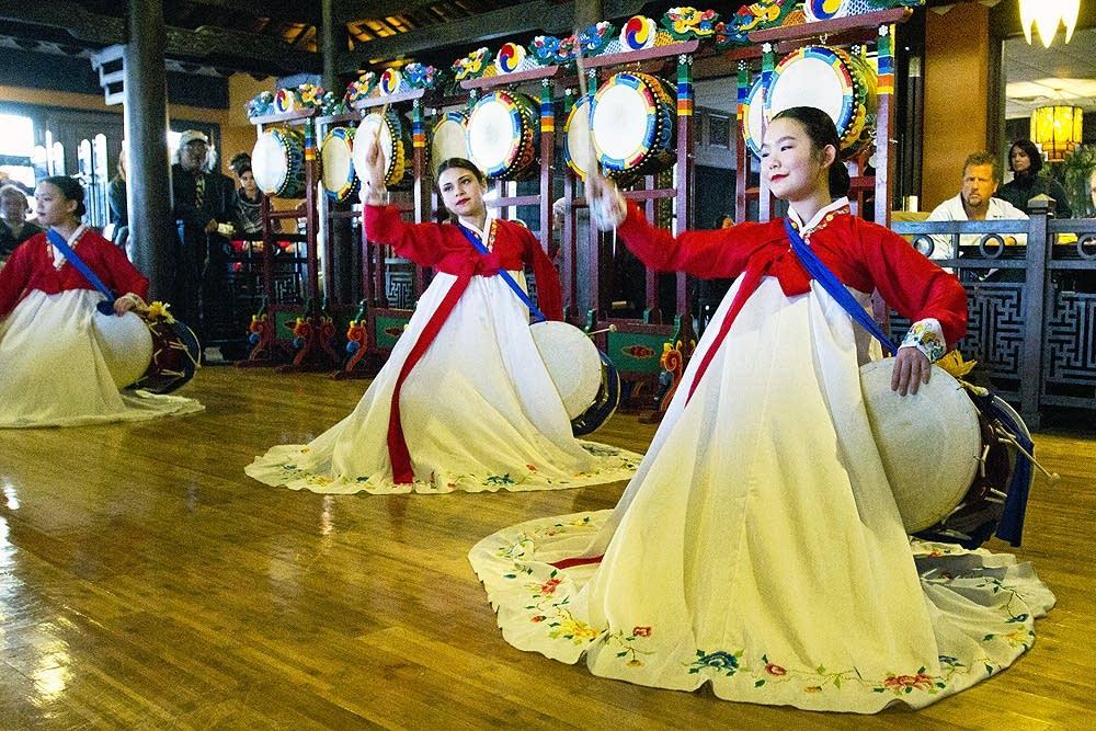 Chang-mi Dancers