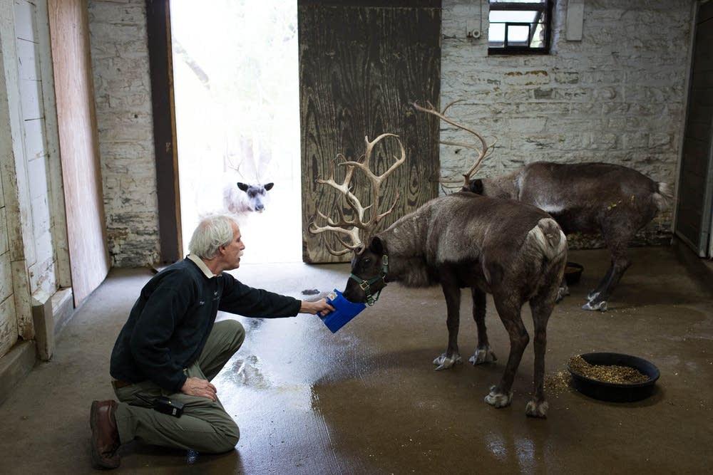Zookeeper Pete Lee