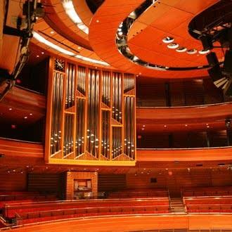 Fred J. Cooper Memorial Pipe Organ in Philadelphia's Verizon Hall