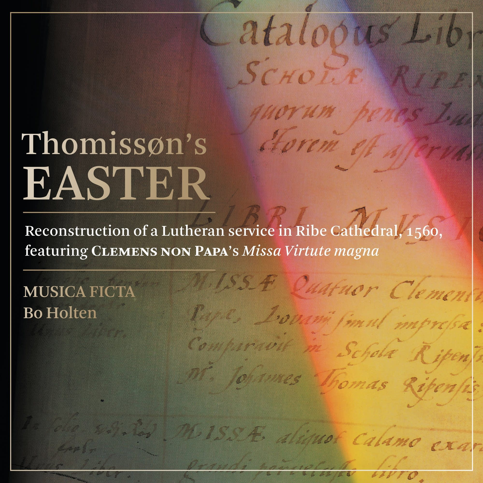 Musica Ficta: Thomisson's Easter