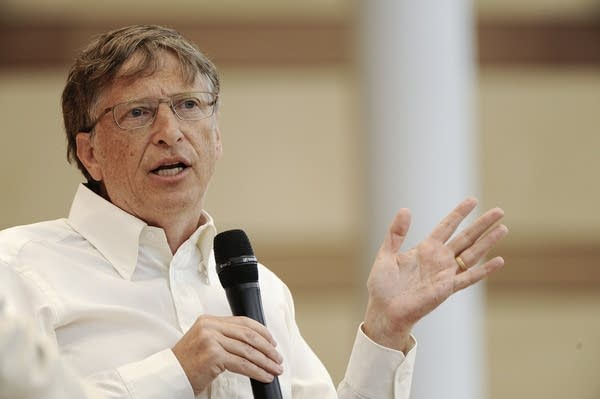 Microsoft Chairman Bill Gates