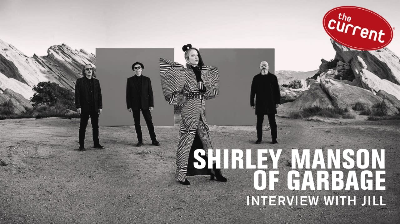 Interview with Shirley Manson of Garbage