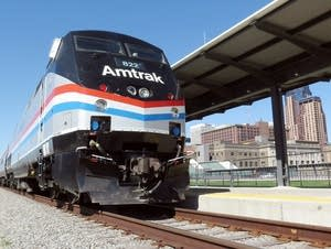 Amtrak's exhibit train