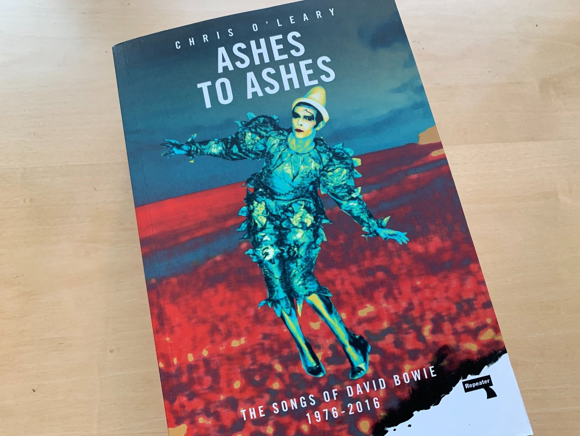 'Ashes to Ashes: The Songs of David Bowie 1976-2016.'