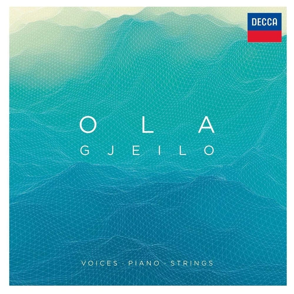 Ola Gjeilo, self-titled album