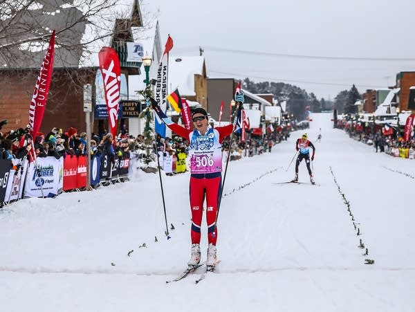 2019 American Birkebeiner cross-country ski race