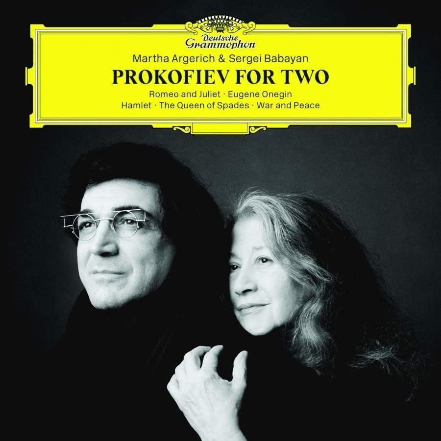 Martha Argerich & Sergei Babayan: 'Prokofiev For Two'