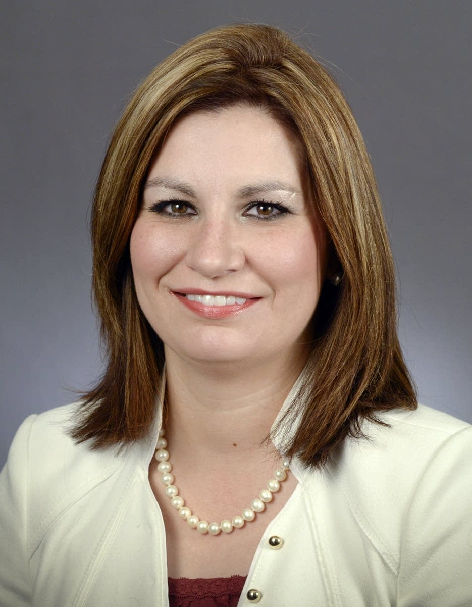 Alexandria State Rep. Mary Franson