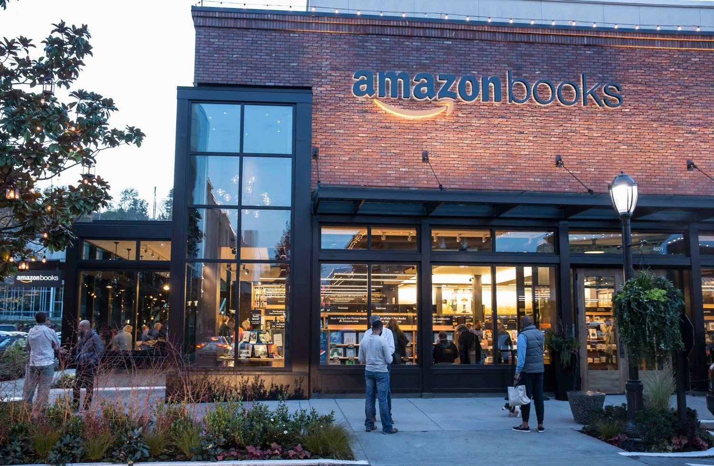 Throbbing Hive with John Moe: Amazon goes bricks and mortar, but why ...