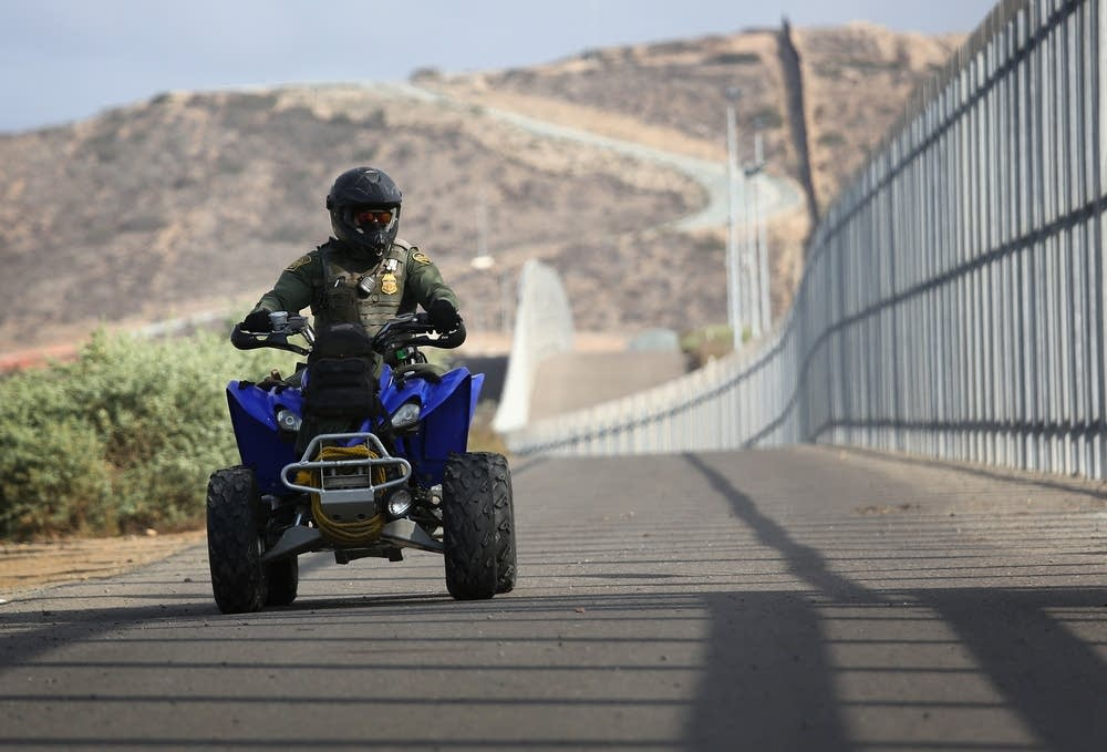 Trump bats for Mexico wall funding as fight looms over govt shutdown