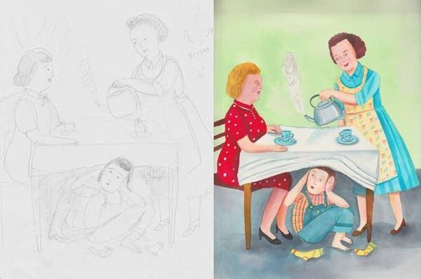 Giselle Potter illustration