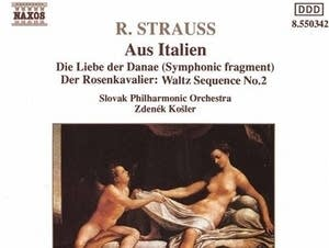Richard Strauss: Aus Italien