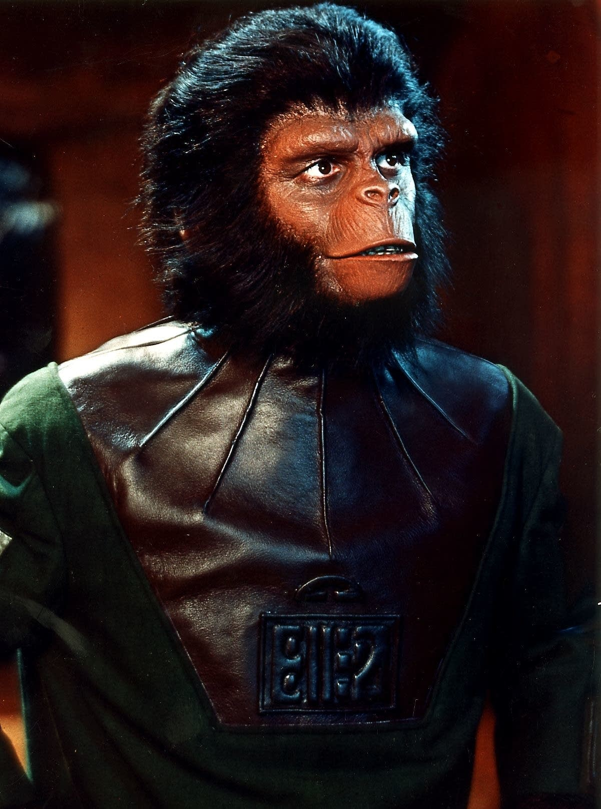 Roddy McDowall as Cornelius in 'Planet of the Apes'