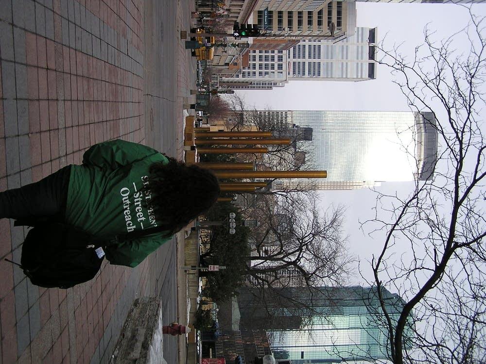 Bright green outreach