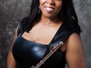 Flutist and composer Valerie Coleman