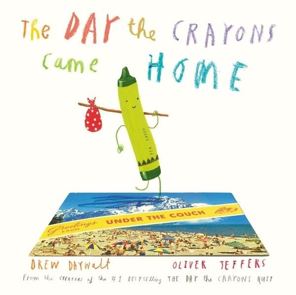 'The Day the Crayons Came Home'