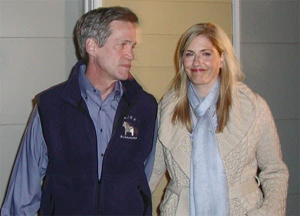 Norm and Laurie Coleman