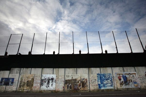 Northern Ireland In The Shadow Of The Peace Proces