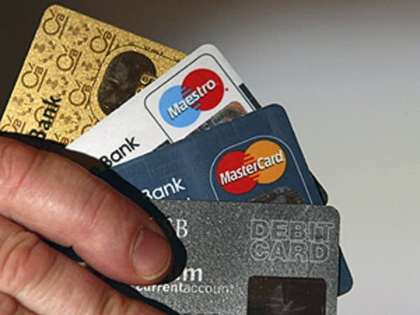 Credit card rates are increasing