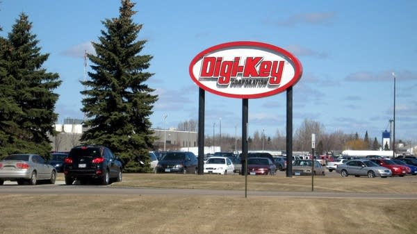 DigiKey headquarters