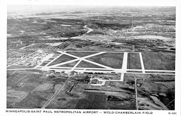 Wold-Chamberlain Field