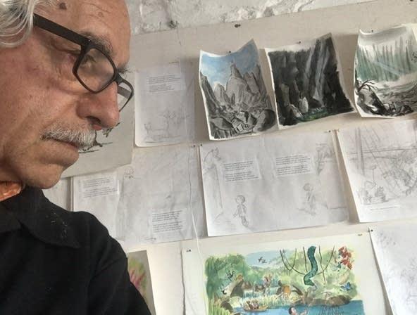 Julie's Library: Tia Isa Wants A Car illustrator Claudio Munoz