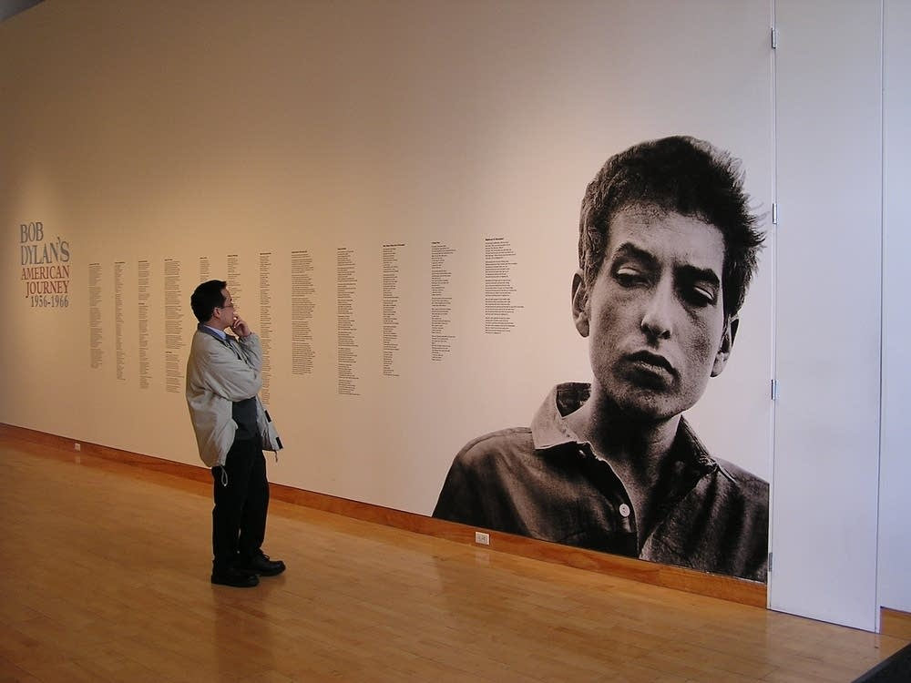 Dylan exhibition