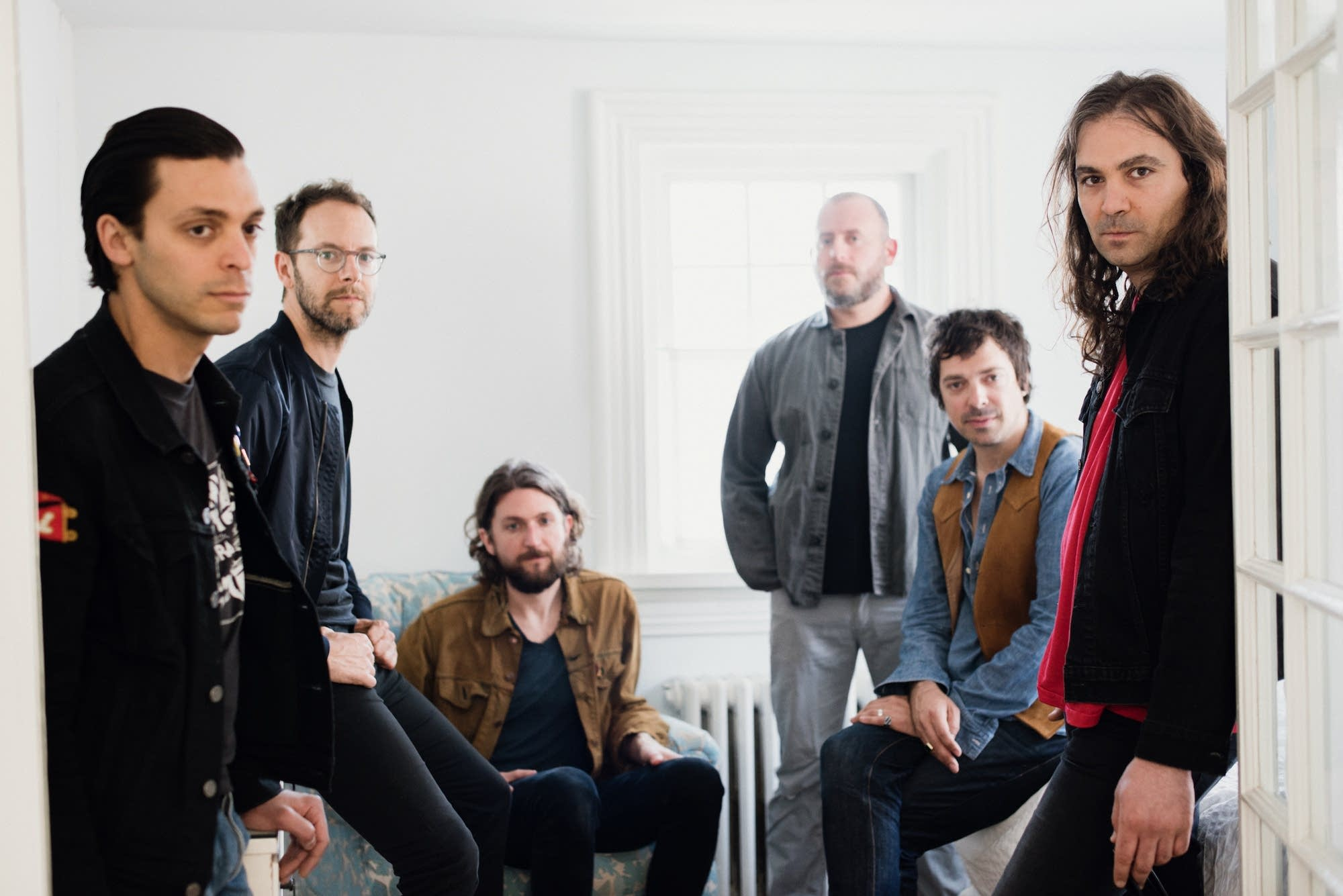 The War on Drugs band photo