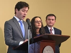 Mayor Jacob Frey announces updated body cam policy from North Mpls