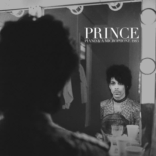 Prince: Piano and a Microphone