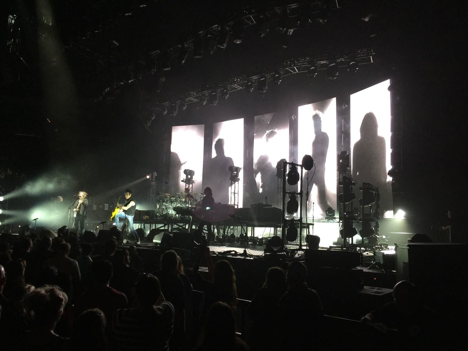 The Cure at Xcel Energy Center 2