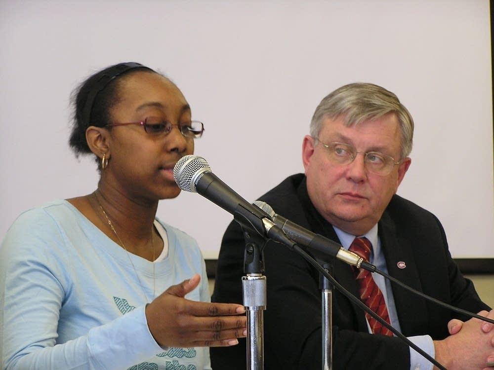 Terri Johnson & Earl Potter