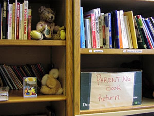 Stuffed animals, books line the prison shelves
