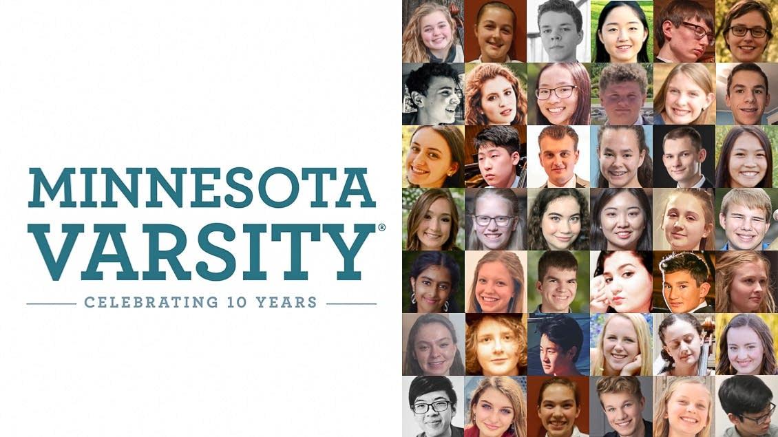 Minnesota Varsity 2020 web collage