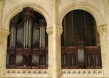 1954 Aeolian-Skinner organ at Cathedral of Saint John the Divine, New York, NY