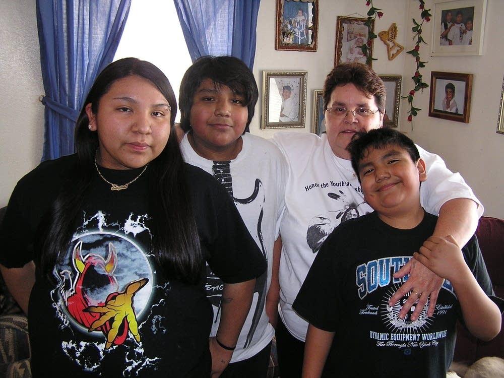 Antone family