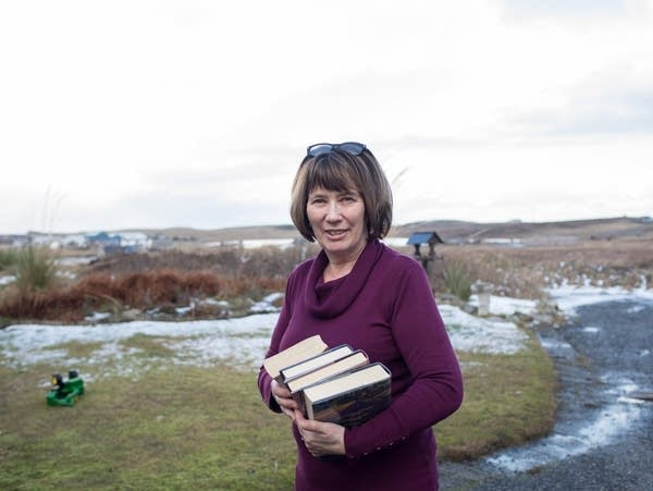 Mobile libraries in Scotland's Outer Hebrides