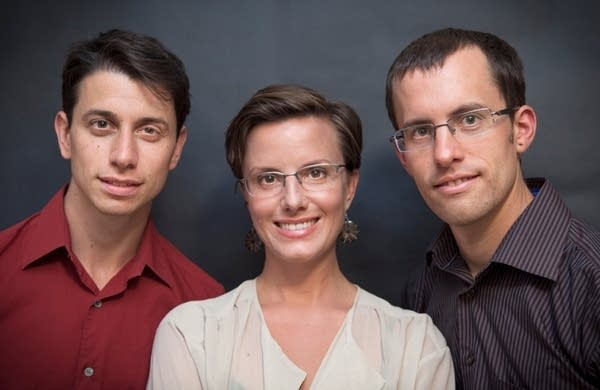 Joshua Fattal, Sarah Shourd, Shane Bauer