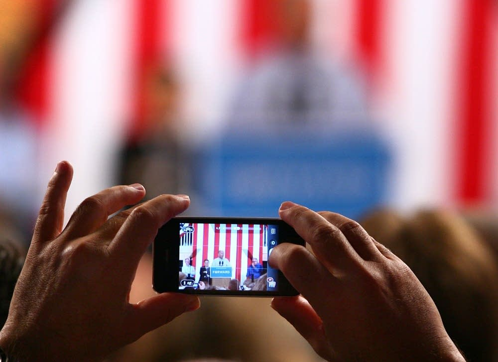 Vice President Joe Biden visits Rochester