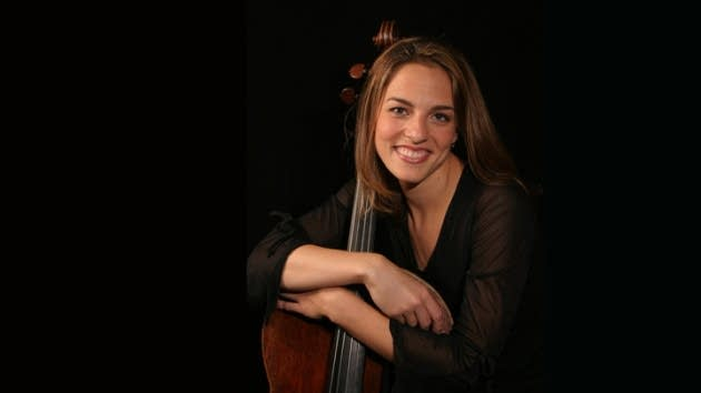julie albers cellist cello