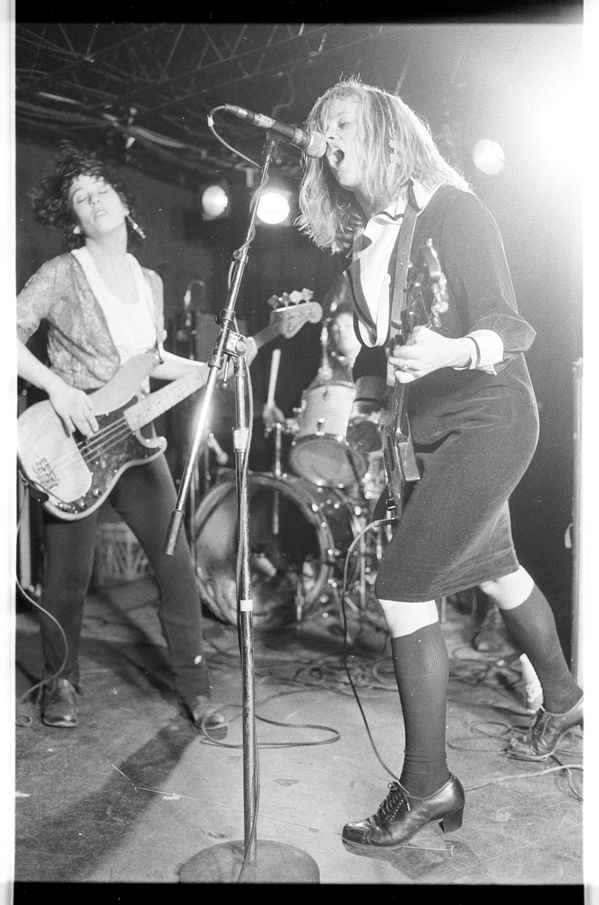 Babes in Toyland at the 7th Street Entry in March 1990