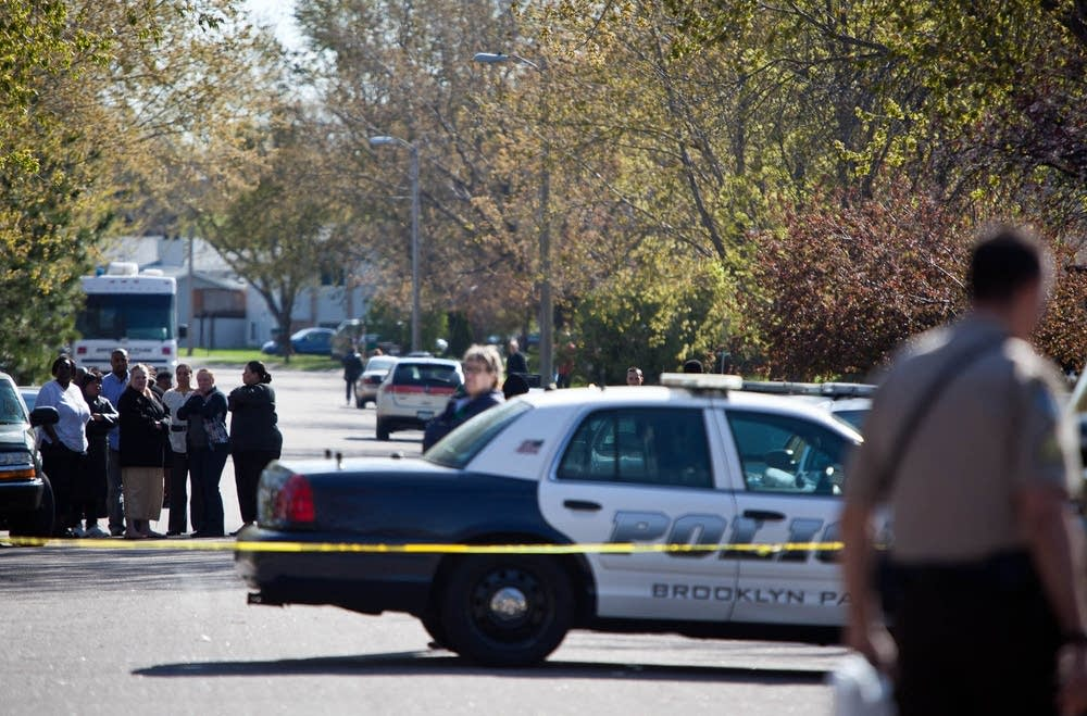 Brooklyn Park shooting