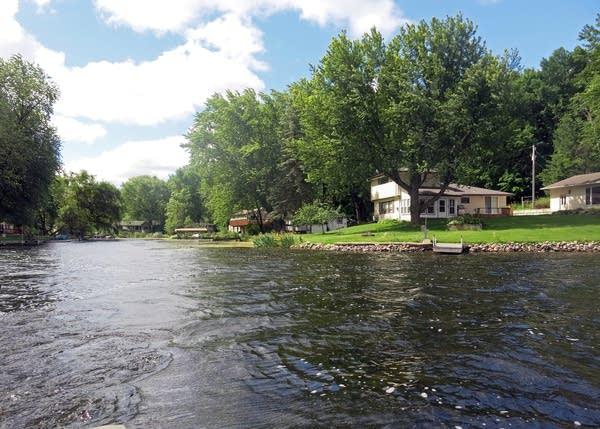 Sullivan Lake near Annandale, Minn.