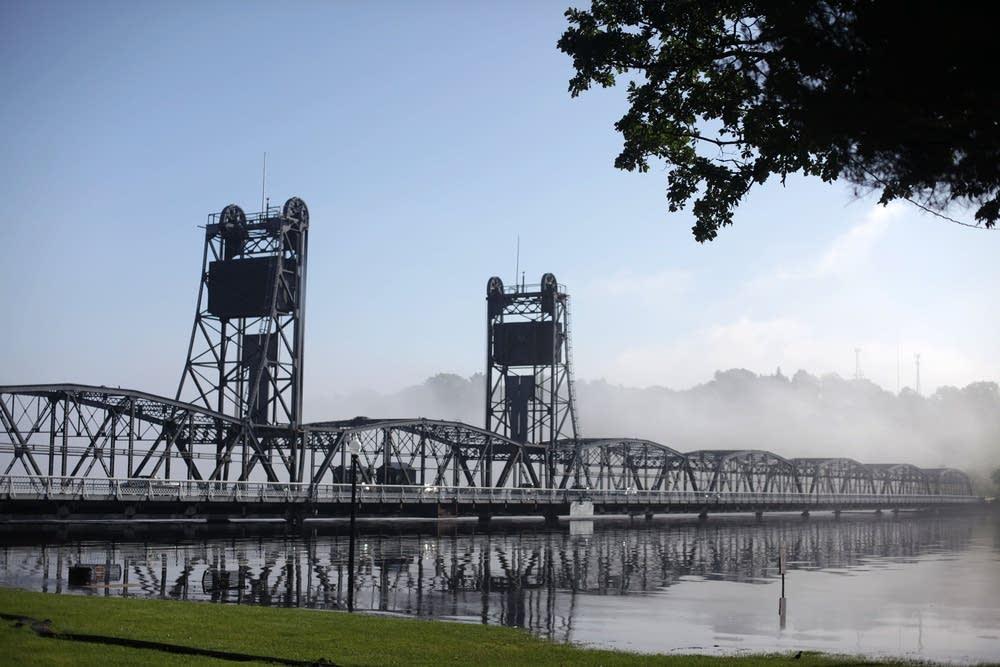 The Stillwater bridge
