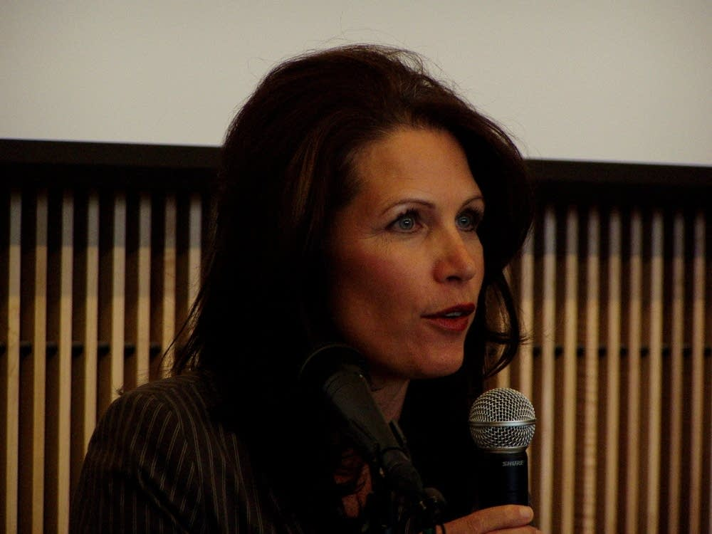 Republican Congressional candidate Michele Bachman